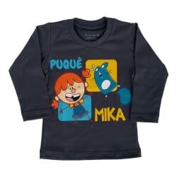 Camiseta Mika e Puquê |...