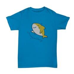 Camiseta Baby Shark | Ciano