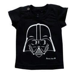Camiseta Vader |Preta Manga...