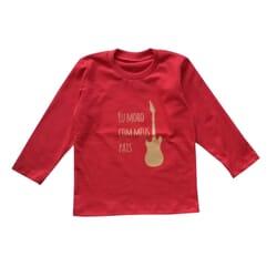 Camiseta Legião| Vermelho...
