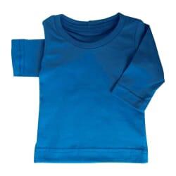 Camiseta Básica | Azul...