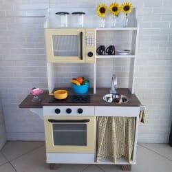 Cozinha Compacta Infantil...
